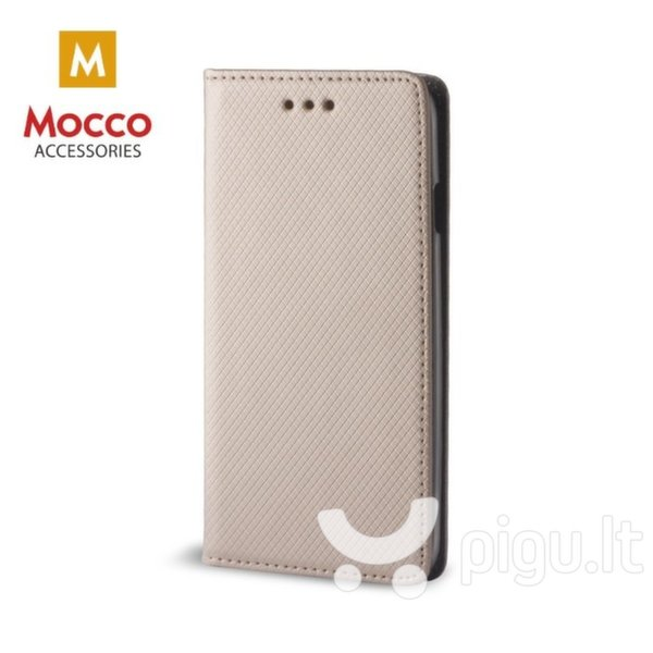 Mocco Smart Magnet Book Case For Xiaomi Redmi S2 Gold