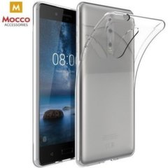 Mocco Ultra Back Case 0.3 mm Silicone Case for Xiaomi Redmi 6 Transparent kaina ir informacija | Telefono dėklai | pigu.lt