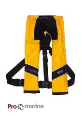 Vaikiška pripučiama gelbėjimosi liemenė Pro Marine (80N, geltona)