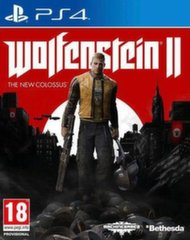 PS4 Wolfenstein II The New Colossus kaina ir informacija | PS4 Wolfenstein II The New Colossus | pigu.lt