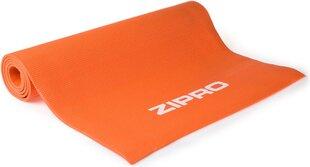 Kilimėlis jogai Zipro, 173x61 cm, oranžinis kaina ir informacija | Gimnastikos prekės | pigu.lt