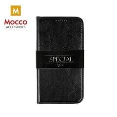 Mocco Special odinis dėklas, skirtas Samsung A600 galaxy A6 (2018), Juoda