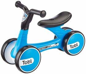 Balansinis keturratis Milly Mally Tobi kaina ir informacija | Balansiniai dviratukai | pigu.lt