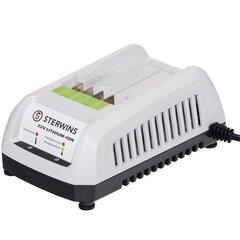 Įkroviklis Sterwin 36V kaina ir informacija | Gyvatvorių, žolės žirklės | pigu.lt