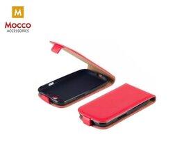 Eko odos dėklas Mocco Kabura telefonui Xiaomi Redmi Note 5 Pro, raudonas kaina ir informacija | Telefono dėklai | pigu.lt