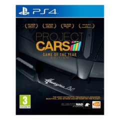 Project Cars Game of the Year Edition PS4 kaina ir informacija | Project Cars Game of the Year Edition PS4 | pigu.lt