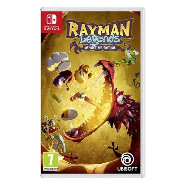 Rayman Legends: Definitive Edition NSW