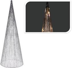 Šviečianti kalėdinė LED dekoracija Kūgis 50.5 cm