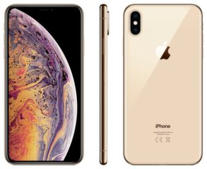 Apple iPhone XS Max, 256 GB, Auksinė