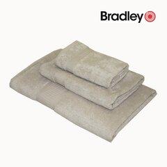 Vonios rankšluostis Bamboo 70x140 šviesiai ruda kaina ir informacija | Rankšluosčiai | pigu.lt