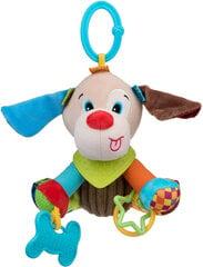 Pakabinamas žaislas su kramtuku Šuniukas Dumel