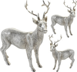 Dekoracija Šiaurės elnias kaina ir informacija | Kalėdinės dekoracijos | pigu.lt
