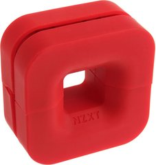 Nzxt mount magnetic holder for headphones, Red (BA-PCKRT-RD)