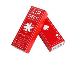 Žaidimo kortos Air Deck Red kaina ir informacija | Žaidimo kortos Air Deck Red | pigu.lt