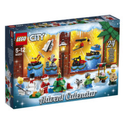 60201 LEGO® CITY advento kalendorius