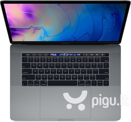Apple Macbook Pro 15 z Touch Bar (MR932ZE/A/R1/G1/D4)