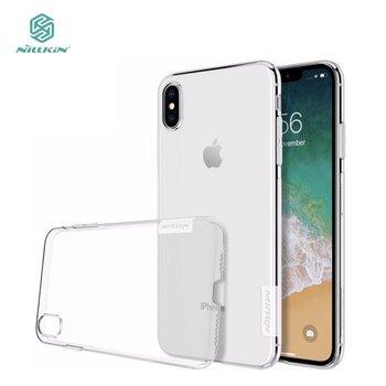 Telefono dėklas Nillkin, skirtas Apple iPhone XS Max NIL-BC-IPHXSM-TR kaina ir informacija | Telefono dėklai | pigu.lt