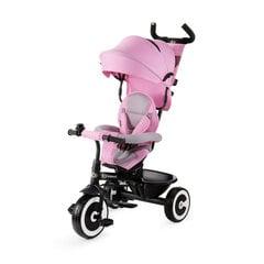 Трехколесный велосипед Kinderkraft ASTON, розовый