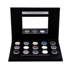 Akių šešėlių paletė Cosmetic 2K Polygon Smokey 6.75 g kaina ir informacija | Akių šešėliai, pieštukai, blakstienų tušai, serumai | pigu.lt