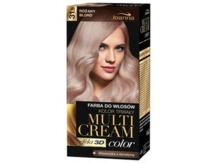 Plaukų dažai Joanna Multi Cream Color 100 ml, 31.5 Rose Blond