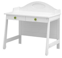 Rašomasis stalas Parole, baltas/žalias