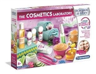 Kūrybinis rinkinys Kosmetikos laboratorija Clementoni Science & Play kaina ir informacija | Kūrybinis rinkinys Kosmetikos laboratorija Clementoni Science & Play | pigu.lt