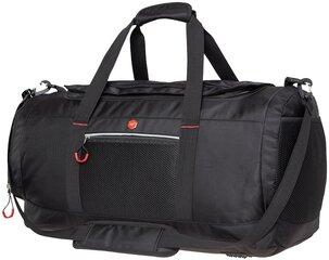 Sportinis krepšys 4F TPU0113, 60 l, juodas kaina ir informacija | Kuprinės ir krepšiai | pigu.lt