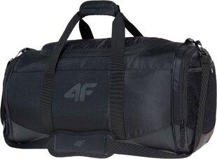 Sportinis krepšys 4F TPU008, 40 l, juodas