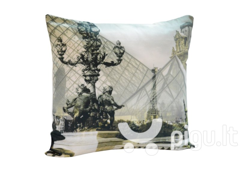 COMCO dekoratyvinė pagalvėlė, Paris, 45x45