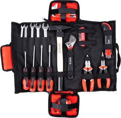 Yato įrankių rinkinys, 44 vnt. kaina ir informacija | Mechaniniai įrankiai | pigu.lt