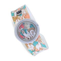 Laikrodis vaikams Watchitude Slap Watch, 464 Llamas