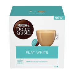 Nescafe Dolce Gusto Flat White, 16 kaps. kaina ir informacija | Kava, arbata | pigu.lt