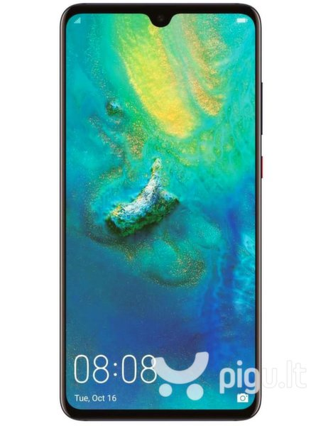 Huawei Mate 20, 128 GB, Dual SIM, Mėlyna