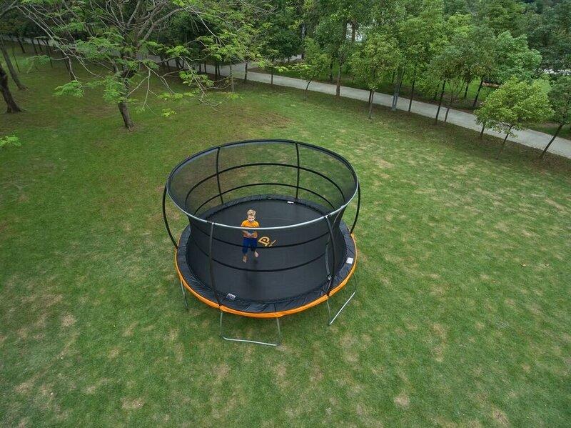 Batutas Jump Power Ufo, 396 cm