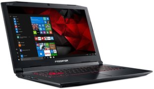 Acer Predator Helios 300 (NH.Q3DEP.005) 32 GB RAM/ 120 GB M.2 PCIe/ 1TB HDD/ Win10H