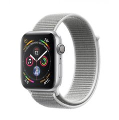 Apple Watch S4, 44mm, Sidabrinė