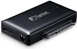 "Fantec USB 3.0 to SATA Adapter for 2.5"" and 3.5"" HDD/SSDs (1817)"