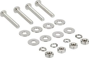 InLine Fan Screws Set for 15mm Fan (33371B)
