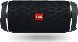 Xblitz Loud, juodas Bluetooth garsiakalbis
