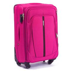 Didelis lagaminas Wings Buzzard L, rožinis