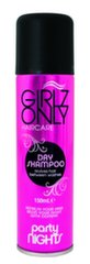 Sausas plaukų šampūnas Girlz Only 150 ml, Party nights