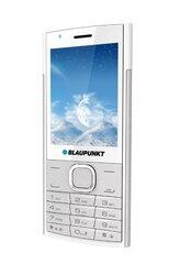Telefonas Blaupunkt FL 01, Balta/Sidabrinė ENG