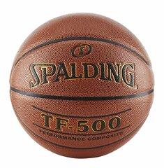 Krepšinio kamuolys Spalding TF-500 Performance, 6 dydis kaina ir informacija | Krepšinio kamuolys Spalding TF-500 Performance, 6 dydis | pigu.lt