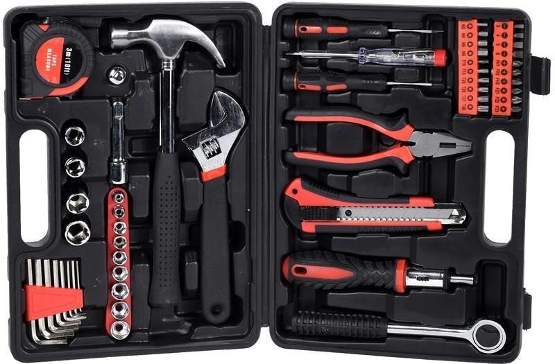 Fx tools įrankių komplektas, 53 vnt.