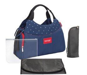 Krepšys Badabulle Changing Bag Multipocked, mėlynas