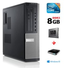 Dell 7010 DT i3-3220 8GB 120SSD+1TB Windows 10 Pro kaina ir informacija | Dell 7010 DT i3-3220 8GB 120SSD+1TB Windows 10 Pro | pigu.lt