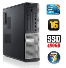 Dell 7010 DT i3-3220 16GB 480SSD Windows 7 Pro kaina ir informacija | Dell 7010 DT i3-3220 16GB 480SSD Windows 7 Pro | pigu.lt