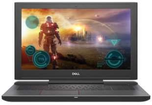 Dell G5 15 5587 i7-8750H 16GB 1TB + 256 GB Win10H