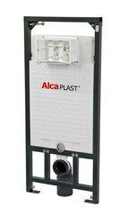 WC potinkinis rėmas Alcaplast su vandens bakeliu kaina ir informacija | Klozetai | pigu.lt