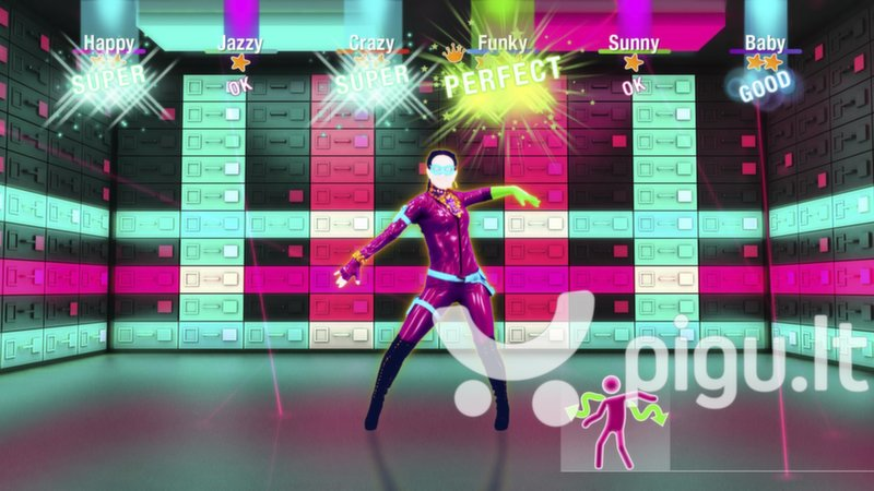 Just dance 2019, Playstation 4